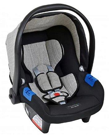Bebê Conforto Touring X (até 13 kg) - Cinza Mesclado - Burigotto