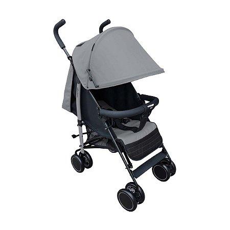 Carrinho para Bebê Park (0 à 15kg) Cinza - Voyage