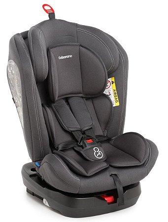 Cadeira para Auto Lina (0 à 36 kg) - Grafite - Galzerano