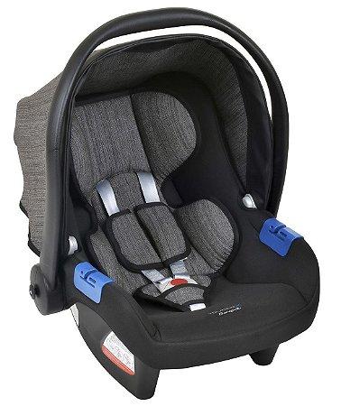 Bebê Conforto Touring X (até 13 kg) - Preto Mesclado - Burigotto
