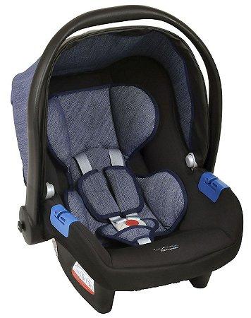 Bebê Conforto Touring X Mesclado Azul (Até 13 Kg) Burigotto