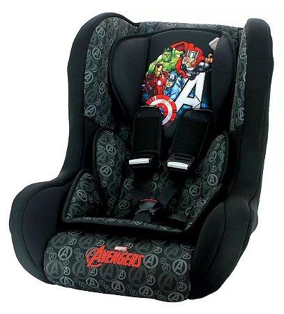 Cadeira para Carro Trio (até 25 kg) - Os Vingadores - Marvel - Team Tex