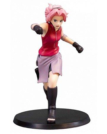 Action Figure - Sakura Haruno - Naruto - Bandai Banpresto