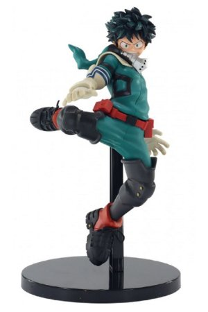 Action Figure - Izuku Midoriya (Deku) - My Hero Academy - Bandai Banpresto