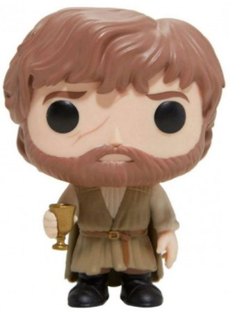 Action Figure - Tyrion Lannister - Game Of Thrones - Pop! Funko