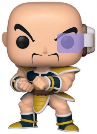 Action Figure - Nappa - Dragon Ball Z - Pop! Funko