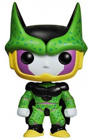 Action Figure - Cell - Dragon Ball Z - Pop! Funko