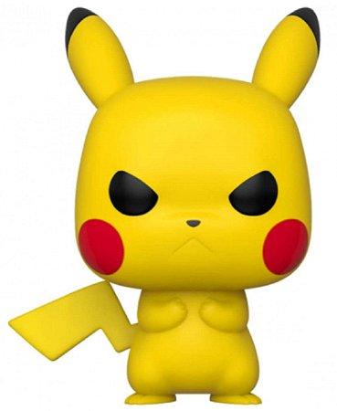 Action Figure - Pikachu - Pokemon - Pop! Funko