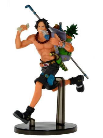 Action Figure - Portgas D. Ace - One Piece - Bandai Banpresto