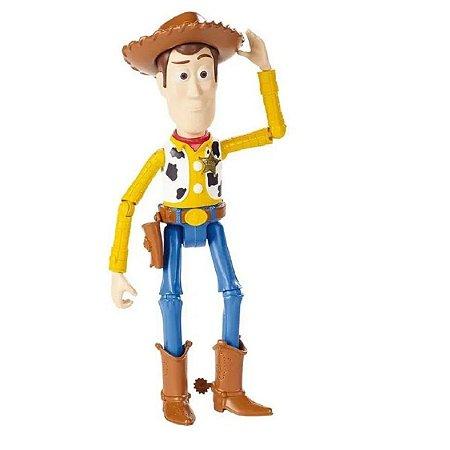Boneco Articulado (+3 anos) - Woody - Toy Story - Mattel