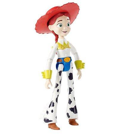 Boneca Articulado (+3 anos) - Jessie - Toy Story - Mattel