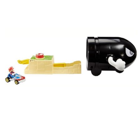 Brinquedo Mario Kart Hot Wheels - Mattel