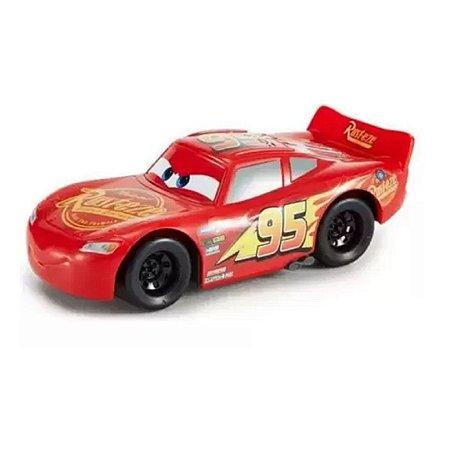 Carrinho Relâmpago McQueen (+3 anos) - Carros - Disney Pixar - Mattel