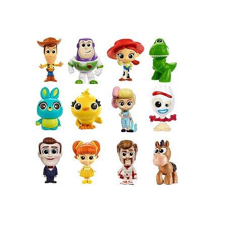 Mini-Figuras Surpresas - Toy Story - Disney - Mattel