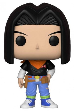 Action Figure - Android 17 - Dragon Ball Z - Pop! Funko