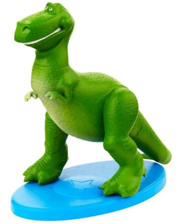 Mini-Figura - Rex - Toy Story - Disney - Mattel