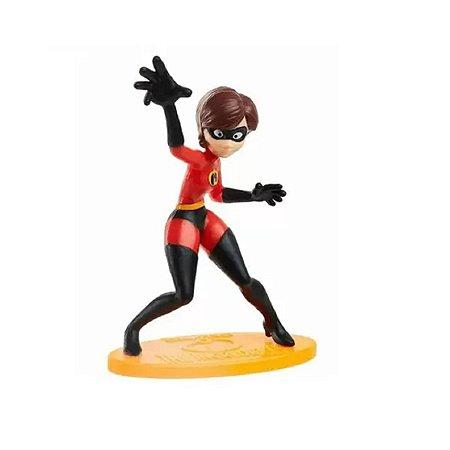 Mini-Figura - Mulher Elástica - Os Incríveis - Disney - Mattel