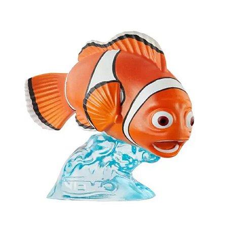Mini-Figura - Marlin - Procurando Nemo - Disney - Mattel