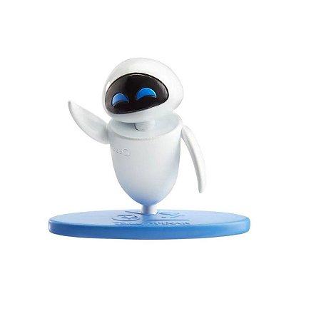 Mini-Figura - Eve - Wall-E - Disney - Mattel