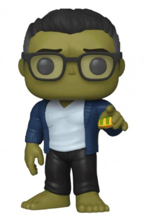 Action Figure - Hulk - Marvel - Pop! Funko