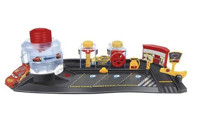 Lava-Rápido McQueen e Cruz Ramirez (+3 anos) - Carros - Disney - Toyng