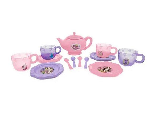 Jogo de Chá Mágico Infantil (+3 anos) - Princesas - Disney - Toyng