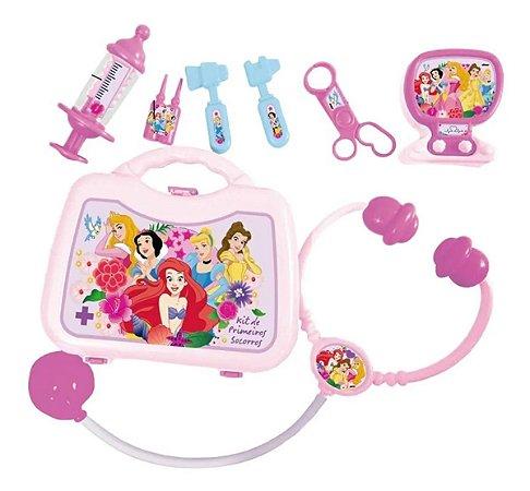 Kit Médico Infantil com Maleta (+4 anos) - Princesas - Disney - Toyng