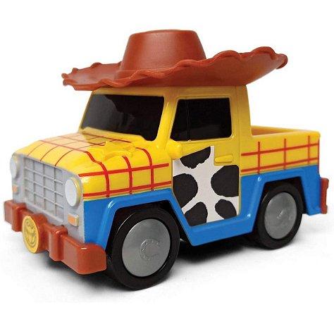 Carrinho Roda Livre Woody (+3 anos) - Toy Story - Disney - Toyng
