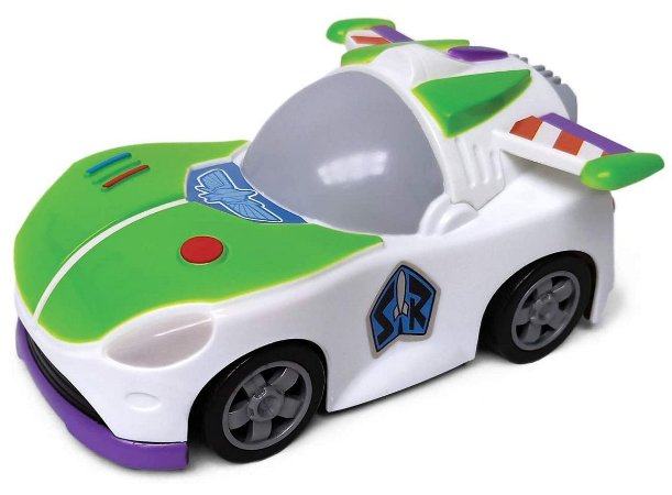Carrinho Roda Livre Buzz (+3 anos) - Toy Story - Disney - Toyng