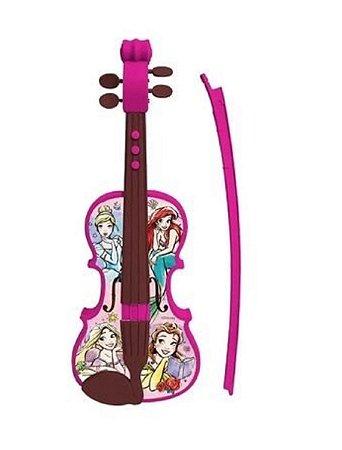 Violino Infantil (+3 anos) - Princesas - Disney - Toyng