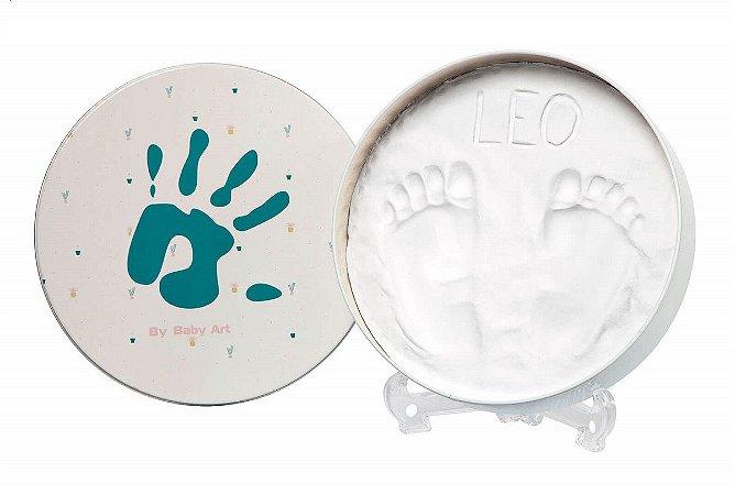 Magic Box Decorativo Redondo - Essentials - Baby Art