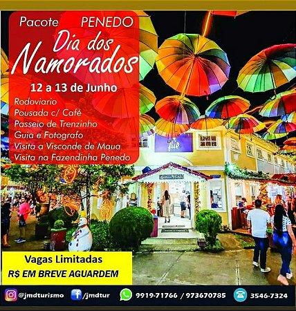 Especial Dia dos Namorados em Penedo + Visconde de Mauá | Rio de Janeiro/RJ
