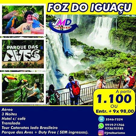 Foz do Iguaçu | Paraná/PR