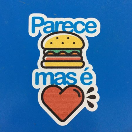 Sticker - Amor