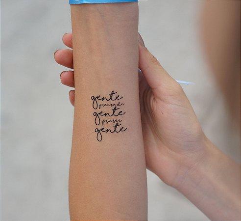 Tattoo - Gente Precisa de Gente