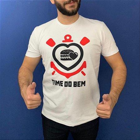 Camiseta - Time do Bem