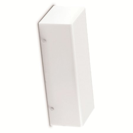 Arandela Acrilico Branco Leitoso 2xE27 300x120MM Blumenau