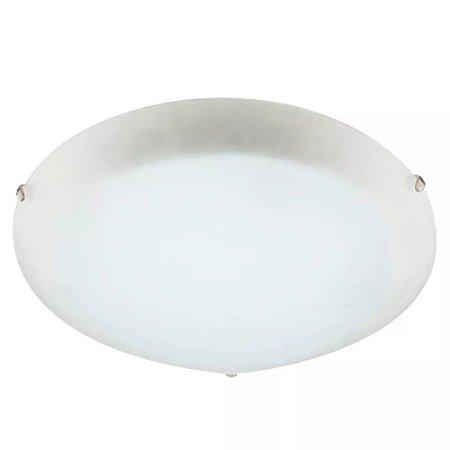 Plafon Led 20w Branco Frio 30cm Blumenau ( Estoque sob consulta)