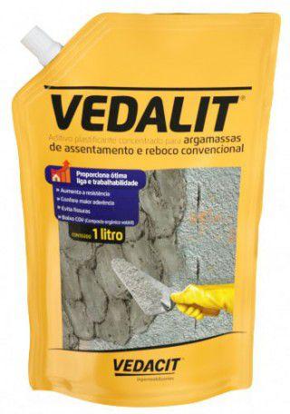 Cal Líquido Vedalit com 1 Litro