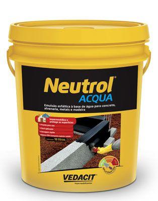 Neutrol Acqua - Lata de 18 Litros