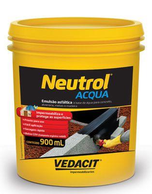 Neutrol Acqua - Lata de 0,90 Litros