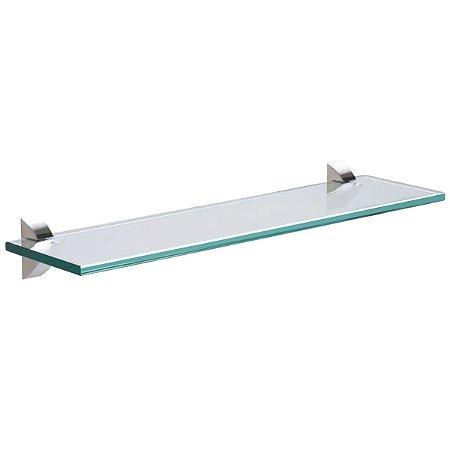 Prateleira Reta Glass 50x20