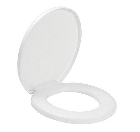 Assento Sanitário Oval Confort