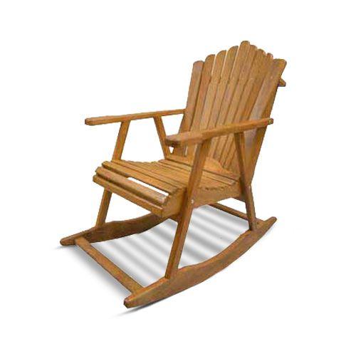 Cadeira de Balanço do Vovô Jequitibá