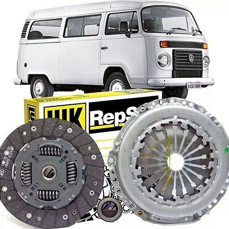 Kit Embreagem Volkswagen Kombi 1.4 2006 A 2014 Luk