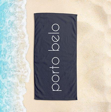 Toalha de Praia Yuzo 65x135cm Praias Porto Belo