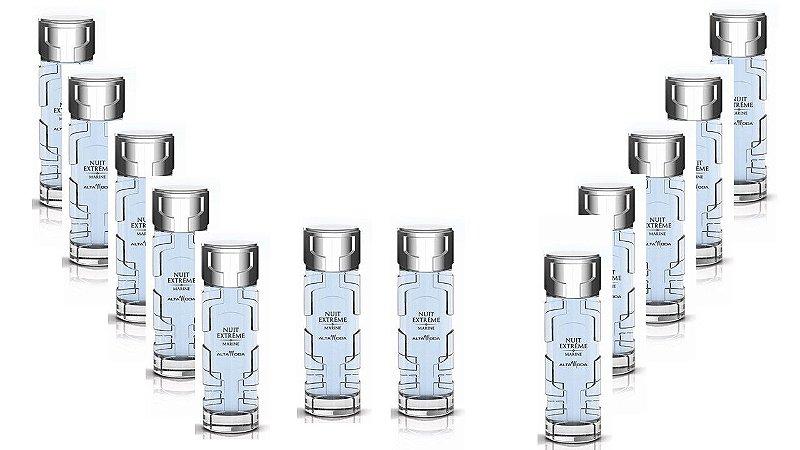 Perfume Marine Extreme Alta Moda Kit 12 Pçs Sem Caixa - 100ml - Por tempo LIMITADO