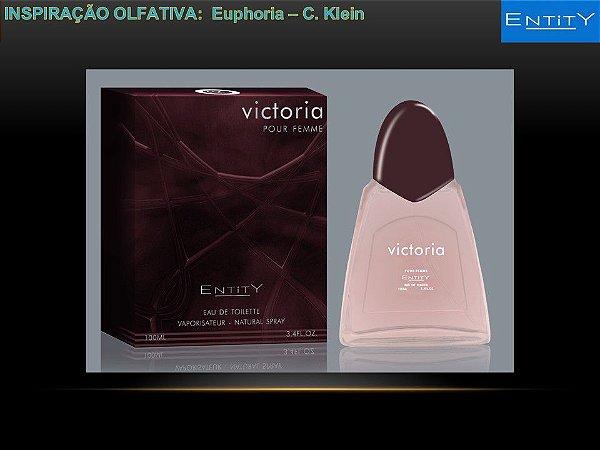 Victoria Perfume Entity Feminino Eau De Toilette 100ml