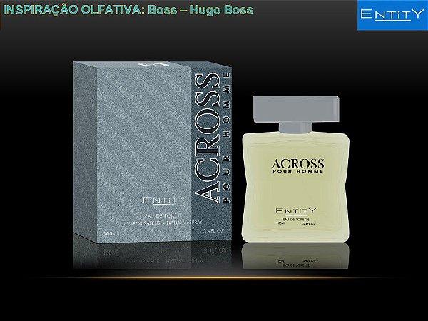 Across Perfume Entity Masculino Eau de Toilette 100ml