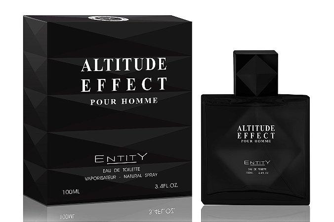 Altitude Effect Perfume Entity Masculino Eau De Toilette 100ml